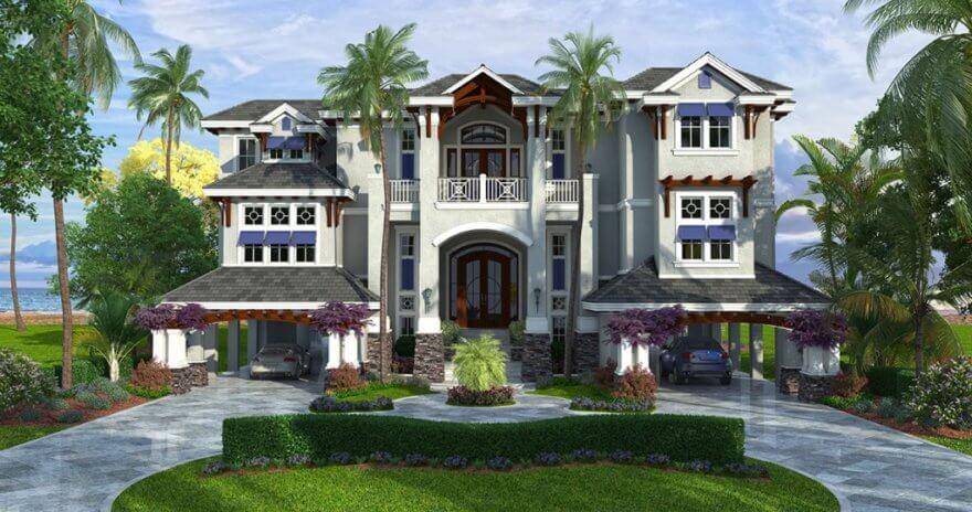 Oceanfront Architecture in the Florida Keys - Weber Design ...