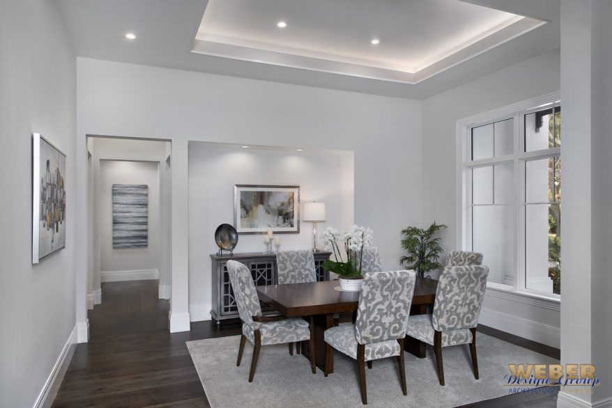 Large Open Concept Kitchen Dining Room