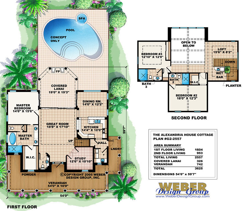 House Plans With Pools Luxury Home Floor Plans With Swimming Pools