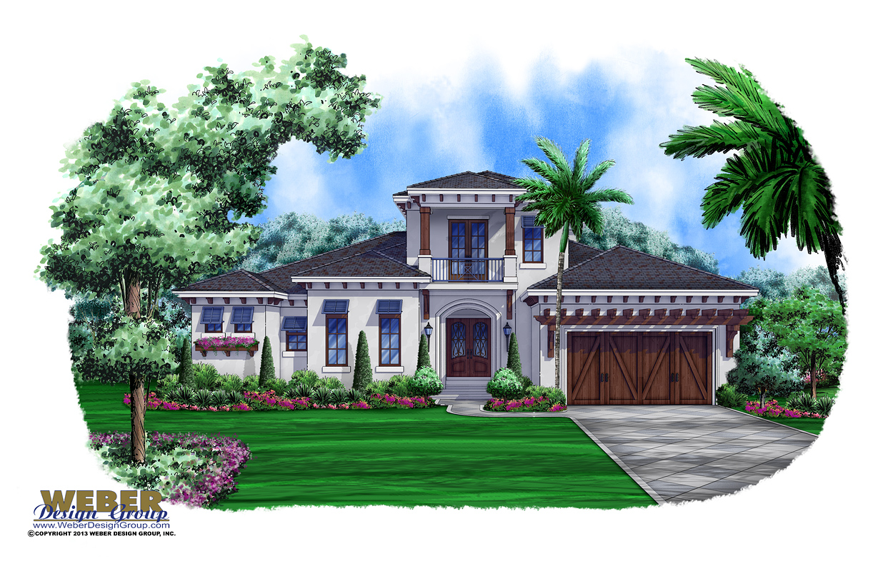 Island House Plans Contemporary Island Style Home Floor Plans