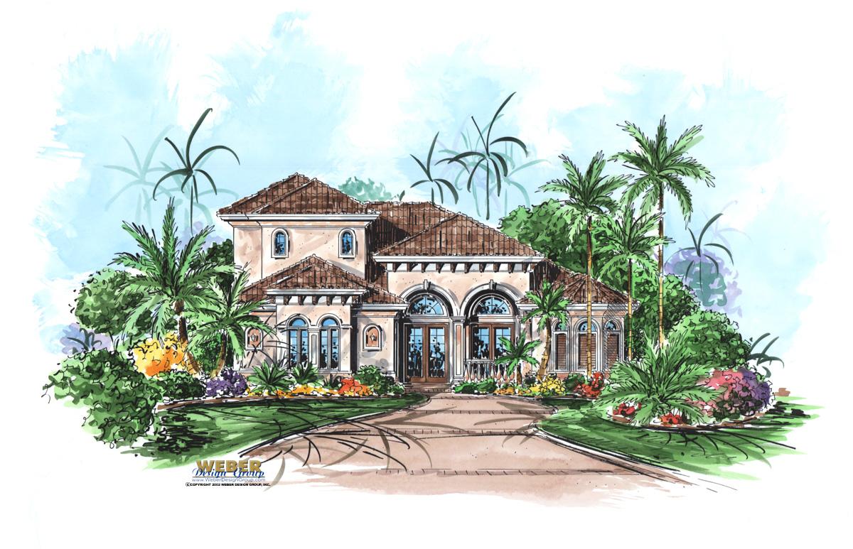 Mediterranean House Plans Coastal Mediterranean Home Floor Plans – Model House Design With Floor Plan