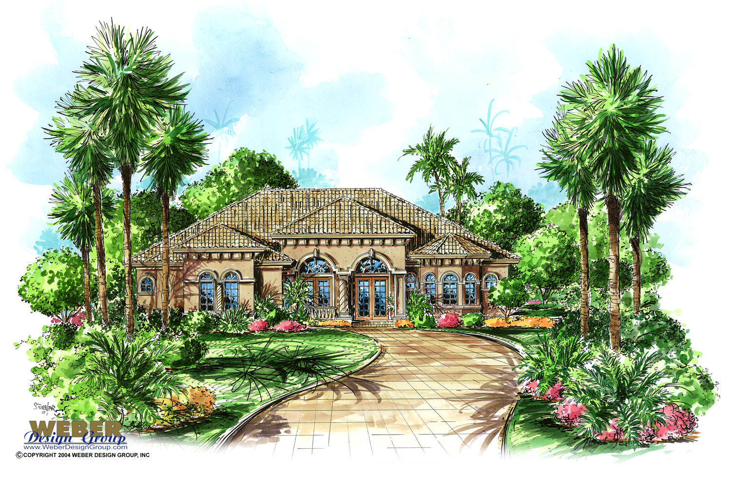 Picture of: Narrow Lot House Plans Modern Luxury Narrow Lot Home Floor Plans