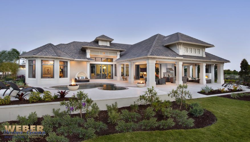 Entertainer S Dream House Contemporary Coastal Style By