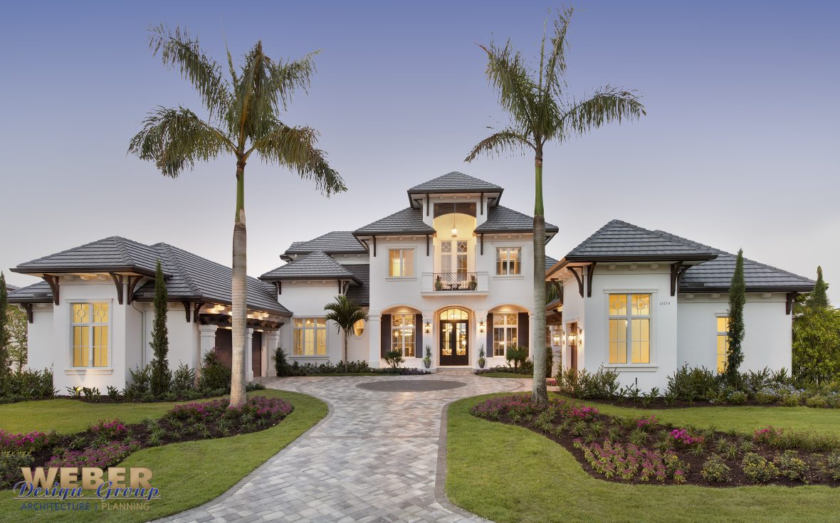 Golf Magazine Dream Home Golf Course Home Build In Naples