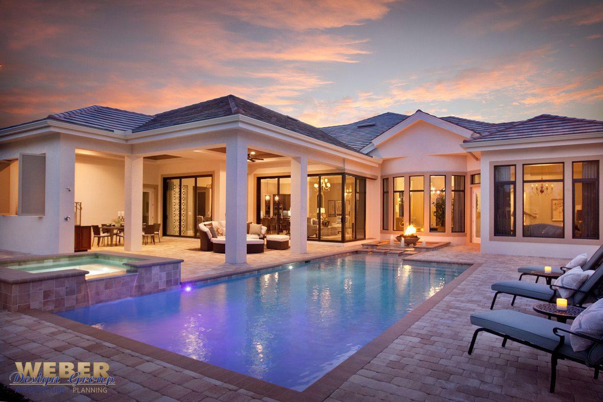 Casa Mediterra - Transitional Mediterranean Home Design ...