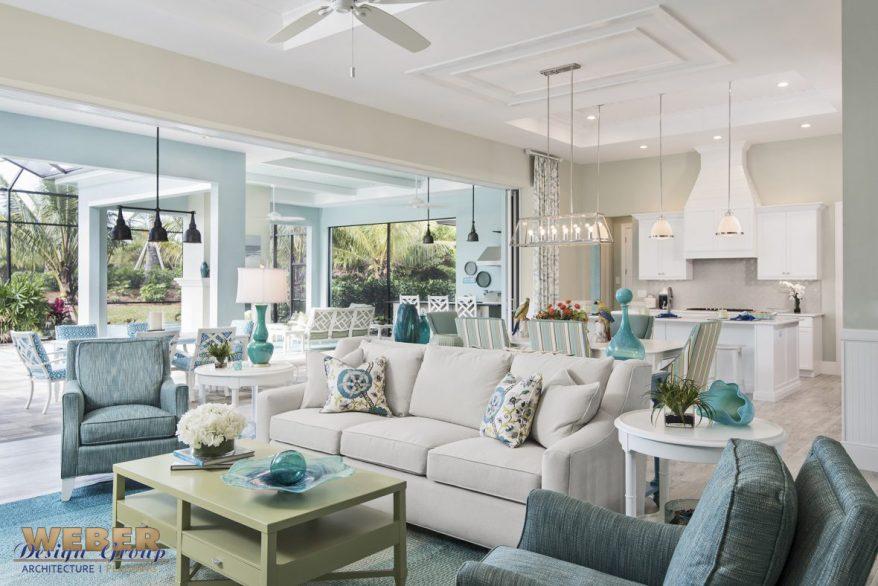 Old Florida Breeze Old Florida House Plan Design Example