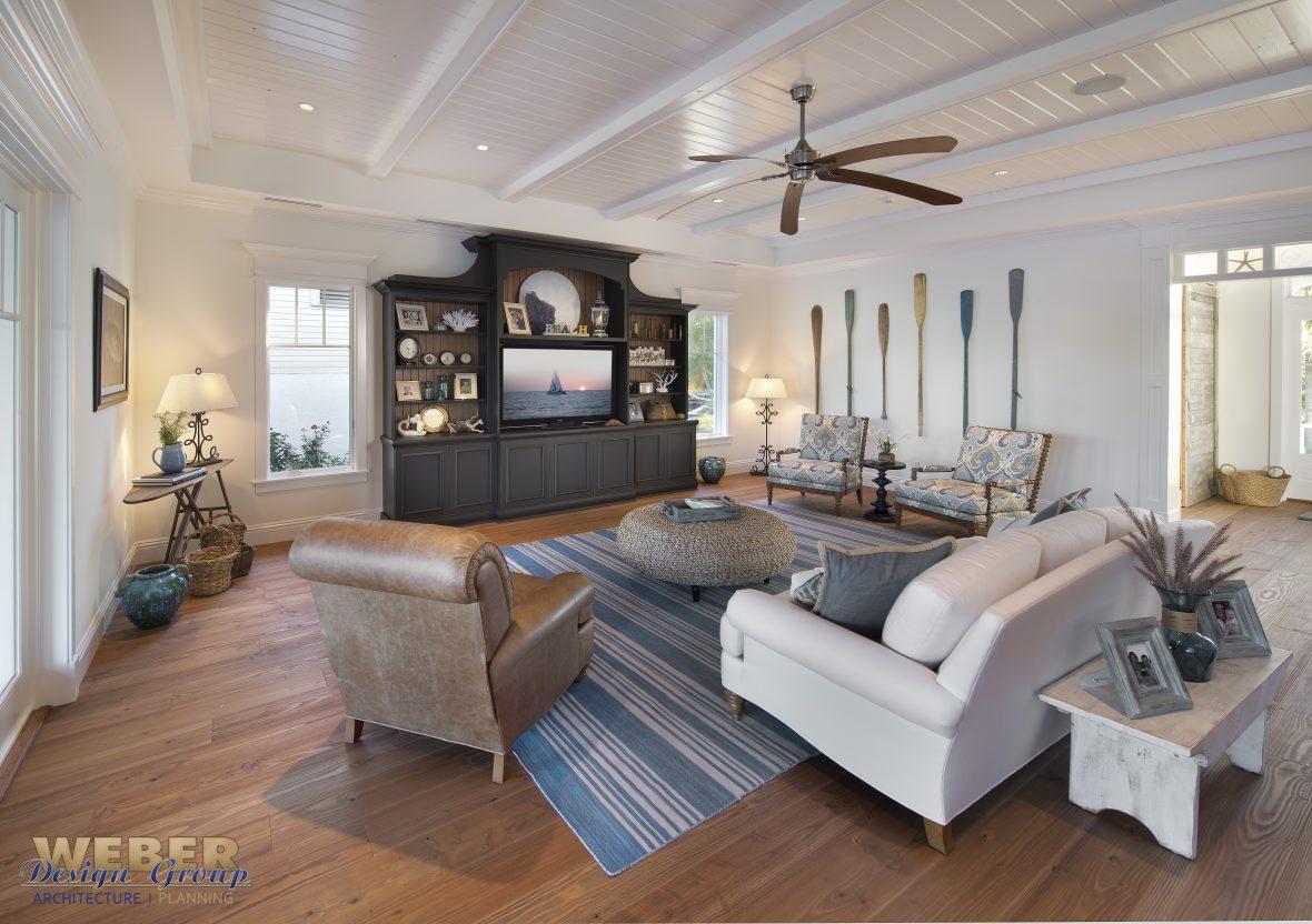 Old Florida Coastal Inspired Home Design - Weber Design ...
